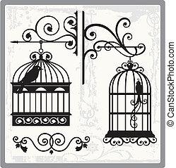jaulas de aves 00