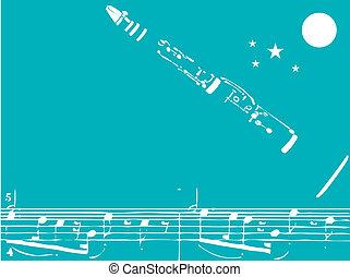 Jazz azul