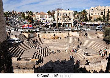 Jerusalén vieja ciudad
