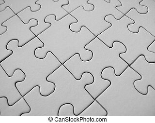 Jigsaw blanco