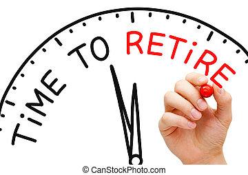 jubilar, tiempo