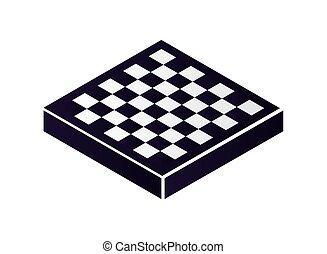 juego del ajedrez, tabla