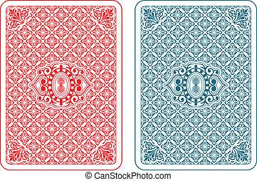 Jugando a las cartas beta