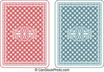 Jugando a las cartas con Zeta
