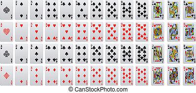 Jugando cartas