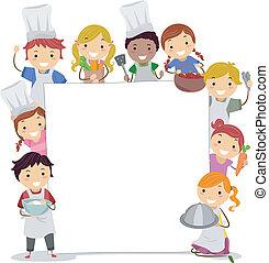 Junta de cocina