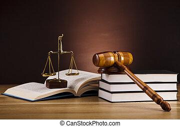 justicia, ley