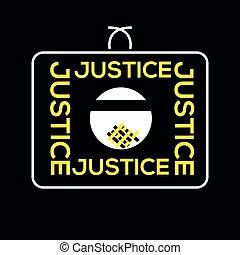 justicia, no, mundo, servido, dónde