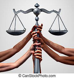 Justicia social