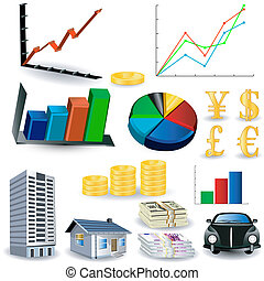 Kit de herramientas de gráficos estadísticas
