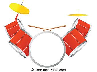 Kit de tambor