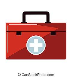 kit, emergencia médica
