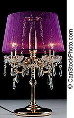 lámpara, contemporáneo