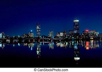 Línea aérea de Boston 2