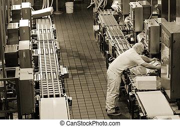 Línea de producción
