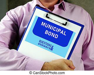 línea., municipal, búsqueda, smartphone., mirar, banquero, texto, moderno, bono