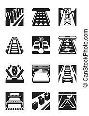 Líneas de montaje industrial
