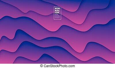 Líneas veloces de fondo abstracto