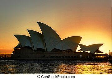 La ópera de Sydney