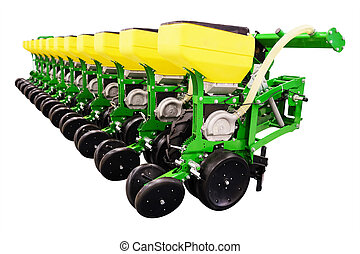 La agricultura Seeder