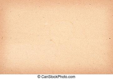 La antigua textura de papel