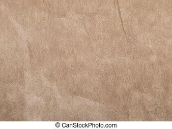 La antigua textura de papel roto