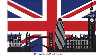 La bandera de Londres