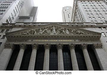 La Bolsa de Nueva York se acerca