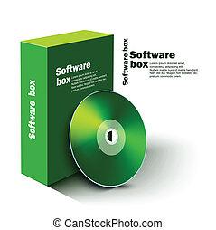 La caja de software