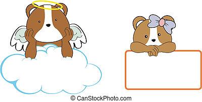 La chica de Hamster Angel copia el espacio C