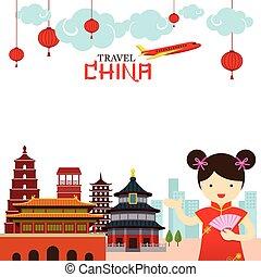 La china viaja por China