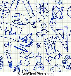 La ciencia dibuja un patrón sin sentido