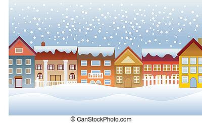 La ciudad de invierno