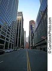 La clásica NY, Manhattan
