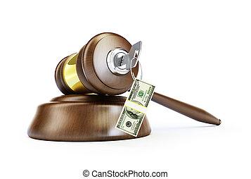La clave de la ley del dinero