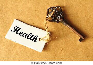 La clave de la salud