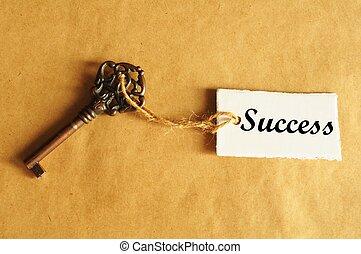 La clave del éxito