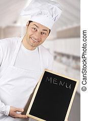 La cocinera invita