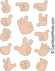 La colección de Gesturas