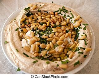 La comida del medio oriente