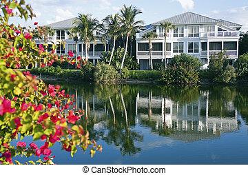 La comunidad costera de Florida