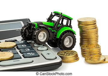 La contabilidad cuesta en la agricultura