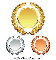 La corona de laurel
