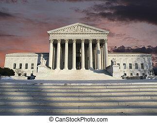 La Corte Suprema despeja el cielo de la tormenta