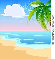 La costa celestial
