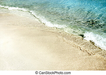 La costa del mar