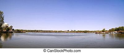 La cuenca de marea de Washington DC
