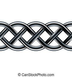 La cuerda celta está en la frontera