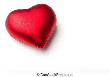 La decoración del corazón es un regalo de amor emocional para el día de San Valentín