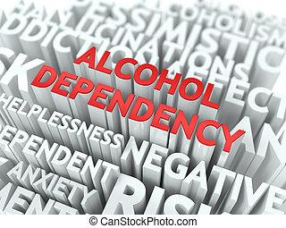 """La dependencia del alcohol. El concepto de """"cloud""""."""